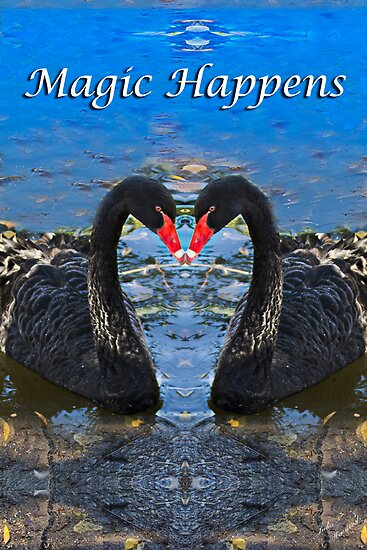 Magic Happens by Julia Harwood