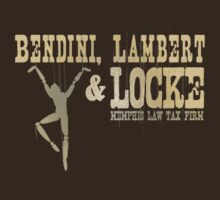 Bendini, Lambert & Locke by theycutthepower