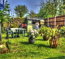 Summer HDR by Simon Duckworth