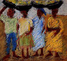 Nigerien Four by KeLu