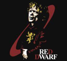 Red Dwarf by charidisonadora