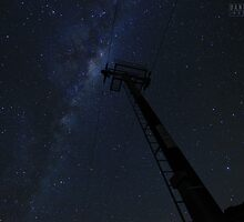 milkyway pole by DanielJPhoto