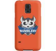 The Mid-World Bumblers (+ iPhone case) Samsung Galaxy Case/Skin