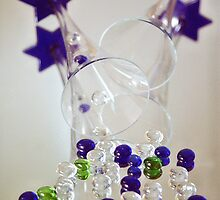 Champagne Glasses by KUJO-Photo
