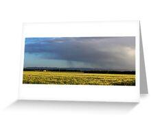Summer Fields Greeting Card