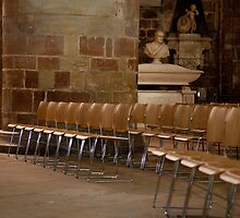 Cathedral chairs by Jeff  Wilson