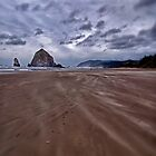Haystack Rock by Adam Northam