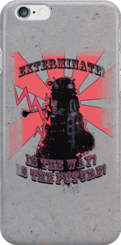 Dalek!! by KanaHyde