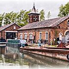 Old Ironworks by elainemarie999