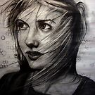 Undersketch of New Painting (VIDEO IN DESCRIPTION!!) by OlgaNoes