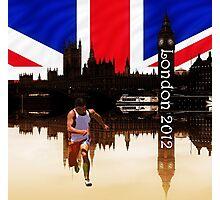 London Olympics 2012 Photographic Print