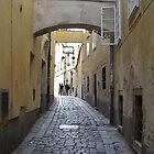 Alley Bratislava iPhone cover by sjorskorremans