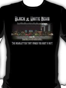 The Black & White Last Supper T-Shirt
