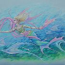 'Naiad's Flight' by Jo Morgan by Jo Morgan