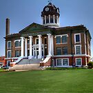 COUNTY SEAT by Joe Powell