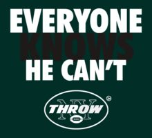 "VICT ""Everybody Knows He Can't Throw"" by Victorious"