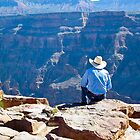 The Cowboy and the Canyon by diggle