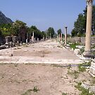 Harbour Street, Ephesus by taiche