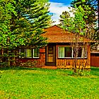 A Summer Home In Waterton National Park, Alberta, Canada by Laurast