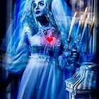 Ghost Bride, Haunted Mansion Series by Topher Adam The Dark Noveler by Hugs & Bitchslaps SX Couture