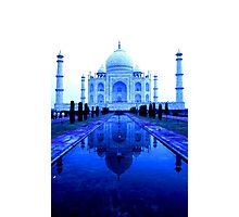 Taj in Tungsten Photographic Print