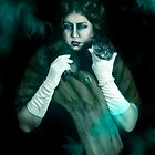 Aunt Florence, Haunted Mansion Series by Topher Adam The Dark Noveler by Hugs & Bitchslaps SX Couture