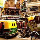 Streets of India by Kerry Purnell