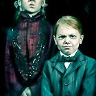 The Twins, Haunted Mansion Series by Topher Adam The Dark Noveler by TopherAdam