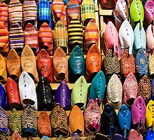 Marrakesh Markets by KerryPurnell