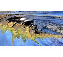 Pathway to Atlantis Photographic Print