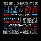 DOCTOR WHO   universe of impossibilities by rushmores