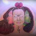 Collective Intuition ( love, peace & harmony ) by libra26