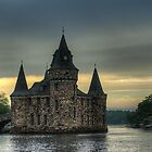 Boldt Castle - Powerhouse by Joseph T. Meirose IV