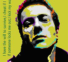 joe strummer by MRK1