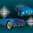 1955 Corvette - #68 of 700 Built by Mike Capone