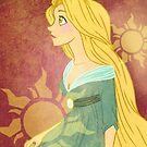 Rapunzel: The Lost Princess by Lauren Draghetti