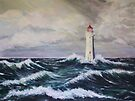 The Lighthouse by Mike Paget