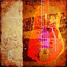 red guitar strum by marcwellman2000