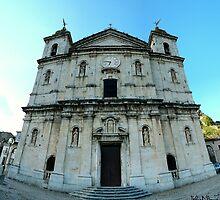 Chiesa Madre di Castel di Sangro (particolare composizione) by castellanodoc