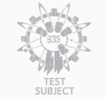 Group 935: Test Subject by Tim Isaac