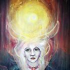 The White Buffalo Woman by Kaye Bel -Cher