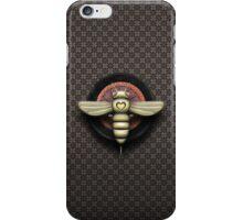 Bee Cyborg V1 iPhone Case/Skin