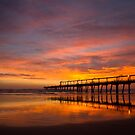 pumping jetty by Matt  Williams