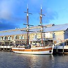Lady Nelson Tallship by Jacqui7