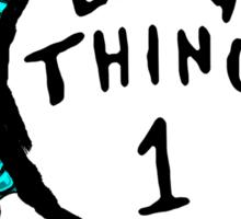 Elder Thing 1 Sticker