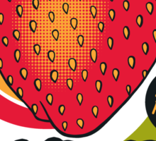 Shiny Berries Sticker
