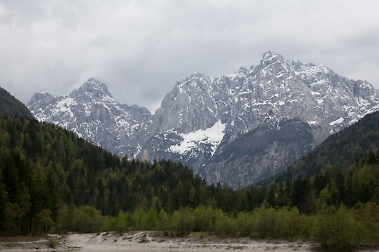 Kranjska Gora by Ian Middleton