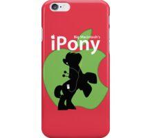 Big Macintosh's iPony (with extra Apple!) iPhone Case/Skin