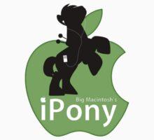 Big Macintosh's iPony (with extra Apple!) Kids Clothes