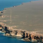 Bunda Cliffs Nullarbor B. South Australia by Paul Birch